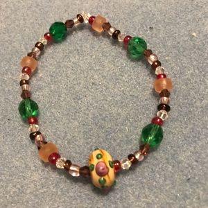 One of a kind gorgeous bracelet
